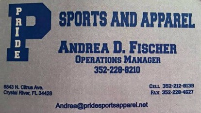 Pride Sports and Apperal